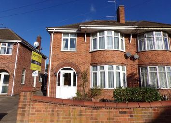 3 bed semi-detached house for sale in Meadvale Road, Knighton, Leicester, Leicestershire LE2