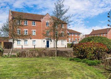 Thumbnail 2 bed flat for sale in Wymondham, Norwich, Norfolk
