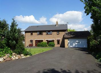 Thumbnail 4 bed detached house for sale in Lavender Cottage, Glentworth, Morda Road, Oswestry, Shropshire