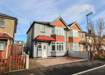 Thumbnail 3 bed semi-detached house for sale in Jessamine Road, Southampton