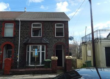 Thumbnail 2 bed end terrace house for sale in Aberdare Road, Abercynon, Rhondda Cynon Taff
