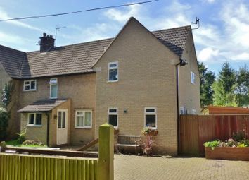 Thumbnail 3 bed semi-detached house for sale in South View Close, Manton, Oakham
