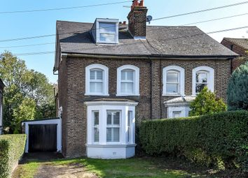 Thumbnail 4 bedroom semi-detached house for sale in Dagnall Park, London