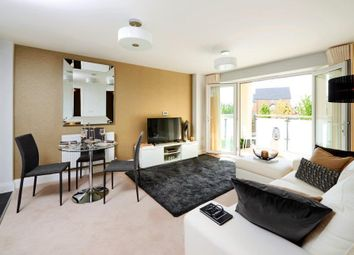 Thumbnail 2 bed flat for sale in Parnall House, Highfield Court, Ickenham