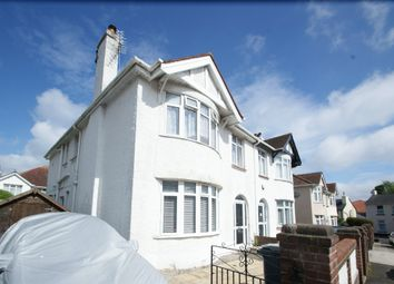 Thumbnail 1 bed flat for sale in Logan Road, Paignton