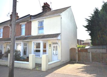 Thumbnail 2 bed end terrace house for sale in Cambridge Road, Clacton-On-Sea