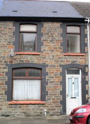 3 bed terraced house for sale in Woodfield Terrace, Penrhiwceiber, Mountain Ash CF45
