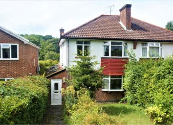 Thumbnail 3 bed semi-detached house for sale in Garston Gardens, Kenley
