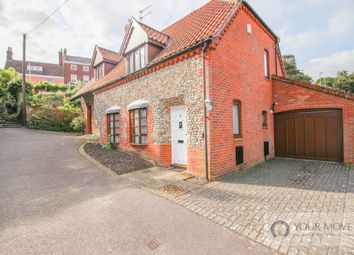 Thumbnail 2 bed semi-detached house for sale in Stepping Hill Puddingmoor, Beccles