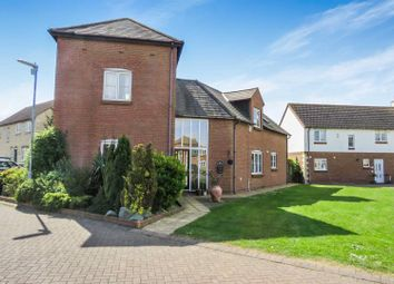 Thumbnail 4 bed property for sale in St. Giles Close, Holme, Peterborough