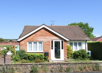 Thumbnail 3 bed detached bungalow for sale in Buckingham Road, Petersfield