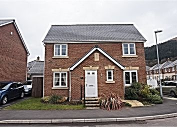 Thumbnail 4 bed detached house for sale in Punchbowl View, Abergavenny