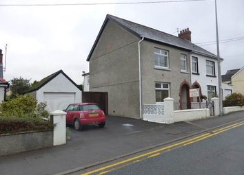 Thumbnail 4 bed semi-detached house to rent in Spring Gardens, Whitland, Carmarthenshire