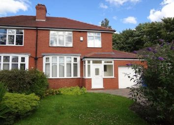 Thumbnail 3 bedroom semi-detached house for sale in Dale Road, Marple, Stockport