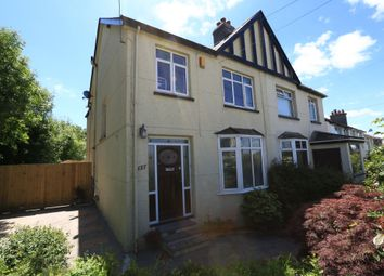 Thumbnail 3 bed semi-detached house to rent in Plymstock Road, Oreston, Plymouth, Devon