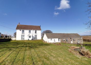 Thumbnail 4 bed detached house for sale in Heol Adam, Gelligaer, Hengoed
