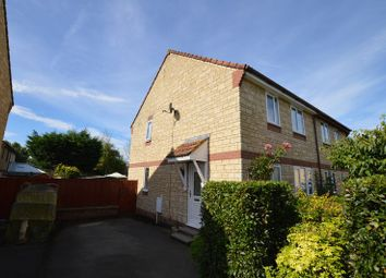 Thumbnail 3 bed semi-detached house for sale in Dunedin Way, St. Georges, Weston-Super-Mare