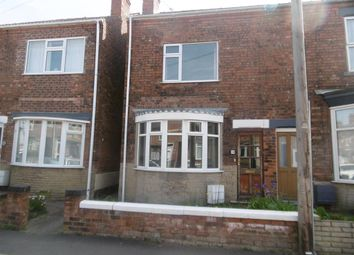 Thumbnail 3 bedroom semi-detached house for sale in Campbell Street, Gainsborough