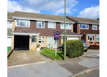 Thumbnail 3 bed terraced house for sale in Rushdene Walk, Biggin Hill, Westerham
