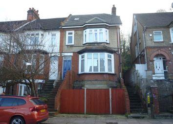 Thumbnail 1 bed flat to rent in Ashburnham Road, Dallow, Luton