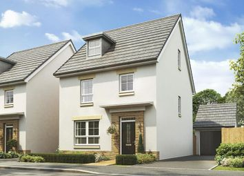 "Thumbnail 4 bedroom detached house for sale in ""Campsie"" at Haddington"