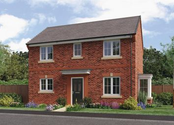 "Thumbnail 3 bed detached house for sale in ""Darwin Da"" at Honeywell Lane, Barnsley"