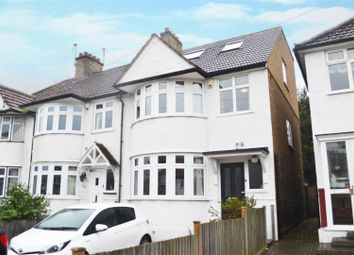 Thumbnail 4 bed semi-detached house for sale in Sidmouth Avenue, Isleworth