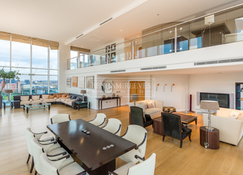 Thumbnail 4 bed flat to rent in Imperial Wharf, Fulham