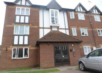 Thumbnail 2 bed flat to rent in Mill Close, Wisbech, Cambs