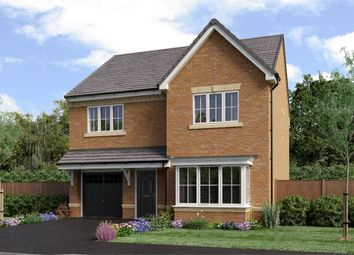 "Thumbnail 4 bedroom detached house for sale in ""The Tressell"" at Weldon Road, Cramlington"