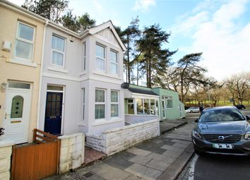 Thumbnail 3 bed end terrace house to rent in Trelawney Road, Peverell, Plymouth