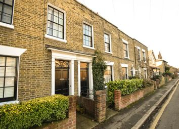 Thumbnail 2 bed terraced house for sale in Wandle Bank, Colliers Wood, London