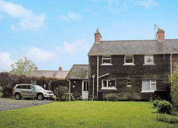 Thumbnail 3 bed semi-detached house for sale in Tirabad, Llangammarch Wells