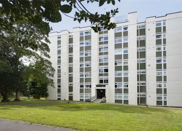 Thumbnail 2 bed flat for sale in Manor Court, Weybridge, Surrey