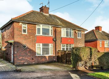 Thumbnail 3 bedroom semi-detached house for sale in Warminster Crescent, Sheffield