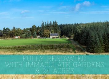 Thumbnail 3 bed cottage for sale in Newton Of Ardonald, Cairnie, By Huntly, Aberdeenshire