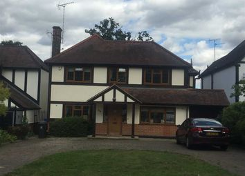 Thumbnail 5 bed detached house to rent in Forest Terrace, High Road, Chigwell