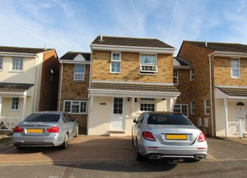 Thumbnail 5 bed link-detached house for sale in Embassy Close, Gillingham
