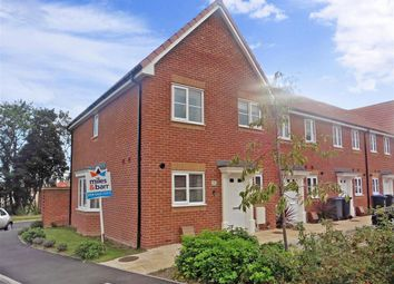 Thumbnail 3 bed end terrace house for sale in Blazer Close, Broadstairs, Kent