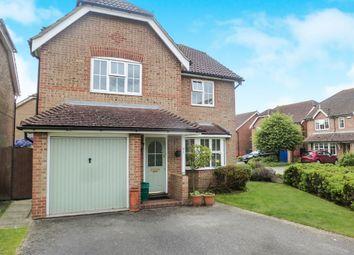 Thumbnail 4 bed detached house for sale in Atkinson Walk, Kennington, Ashford