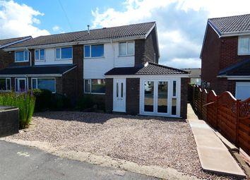 Thumbnail 4 bed semi-detached house for sale in Moorlands Road, Mount, Huddersfield