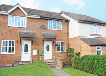 Thumbnail 2 bed terraced house to rent in Oak Close, Exminster, Exeter