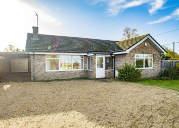 Thumbnail 3 bed detached bungalow for sale in South Stoke, Reading