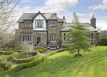 Thumbnail 7 bed detached house for sale in Iddesleigh, Queens Road, Ilkley, West Yorkshire