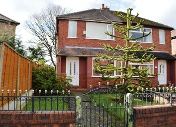 Thumbnail 2 bedroom semi-detached house to rent in Heatley Close, Denton, Manchester