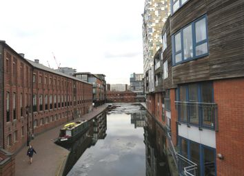 Thumbnail 2 bed flat to rent in Washington Wharf, Birmingham