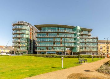 Thumbnail 2 bed flat for sale in Halcyon Wharf, Wapping