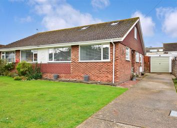 Thumbnail 3 bed semi-detached bungalow for sale in Greenway, Binstead, Ryde, Isle Of Wight