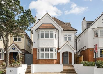 Thumbnail 5 bedroom property for sale in Ditton Lawn, Portsmouth Road, Thames Ditton