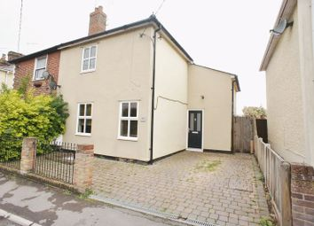 Thumbnail 2 bed semi-detached house for sale in Chapel Road, Brightlingsea, Colchester